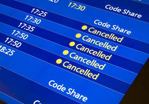 旅行のキャンセル料の負担を減らす方法