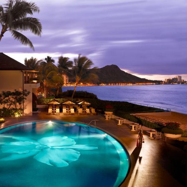 ハワイで新婚旅行におすすめのホテルランキング