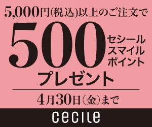 5000円(税込)以上購入で500Pプレゼント!