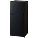《基本設置料金セット》 2ドア冷蔵庫 (121L) JR-N121A-K ブラック 「Haier Think Series」
