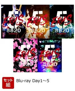 【B'z】「5つの時代=5 ERAS」に分け各々の時代にリリースした楽曲で行われた初の配信ライブ
