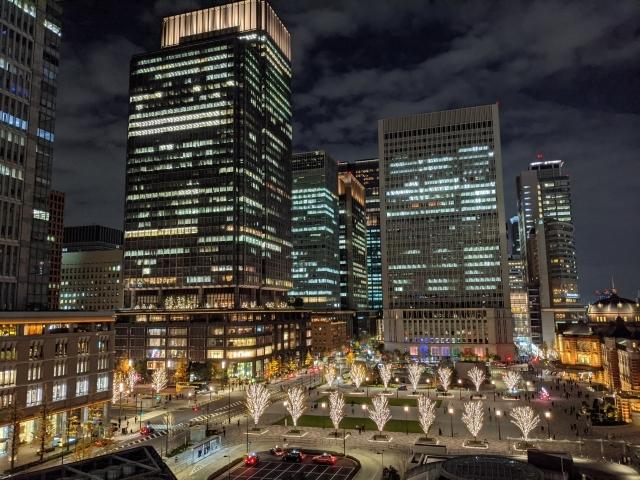 GoToトラベルキャンペーンで東京の高級ホテルに泊まろう!